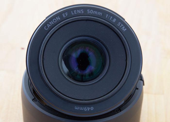 Canon EF 50mm F/1.8 STM Lens - 2
