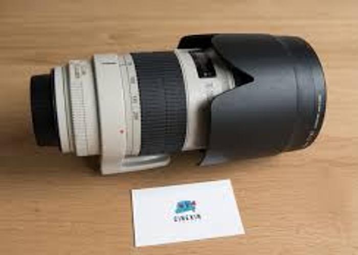 Canon EF 70-200 f/2.8 IS ii USM. - 2