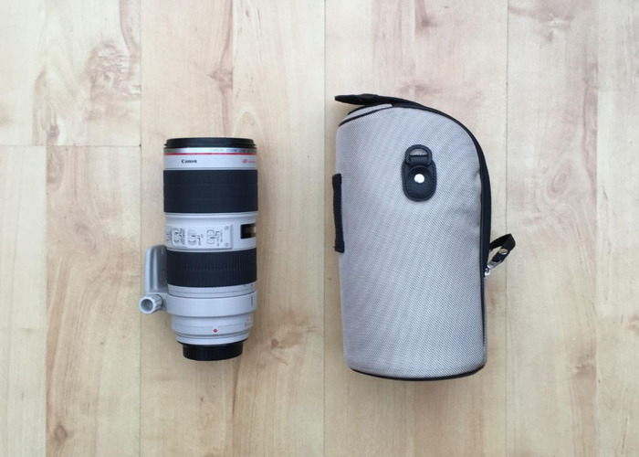 Canon EF 70-200 f/2.8 LII with Image Stabilisation - 1