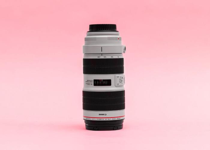 Canon EF 70-200 F2.8 MK III - 1