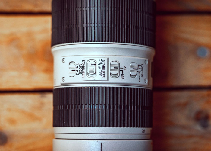 Canon EF 70-200mm 2.8 IS II - 2