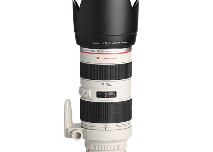 Canon EF 70-200mm f/2.8 IS II USM Lens - 2