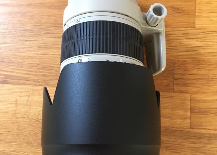 Canon EF 70-200mm F/2.8 L EF USM Lens zoom - 2