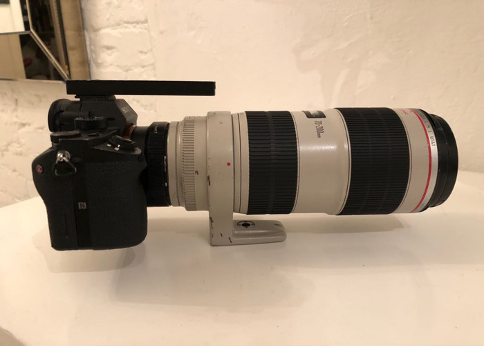 Canon EF 70-200mm f/2.8 L Series IS USM Zoom Lens - 1