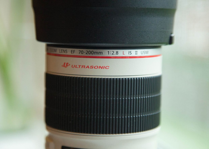 Canon EF 70-200mm f/2.8 L IS II USM - 2