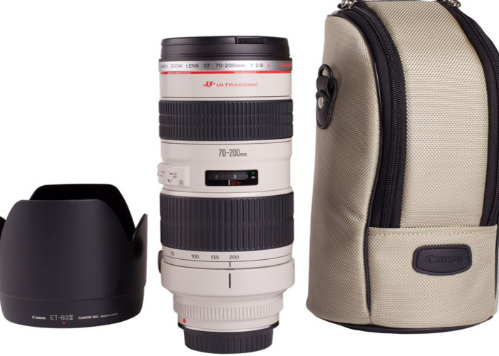 Canon EF 70-200mm f/2.8L IS - II USM - 1