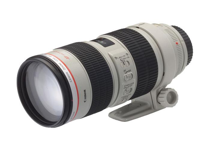 Canon EF 70-200mm F/2.8L IS II USM Lens - 1