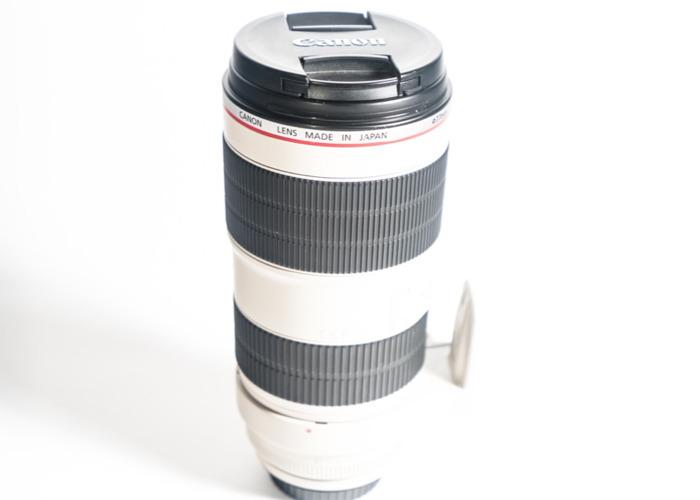 Canon EF 70-200mm f/2.8L IS II USM Lens - 2