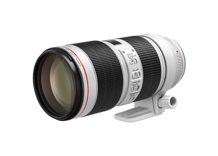 Canon EF 70-200mm f2.8L IS III USM - 1