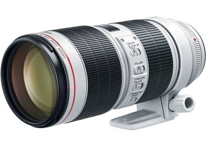 Canon EF 70-200mm f/2.8L IS III USM Lens - 1