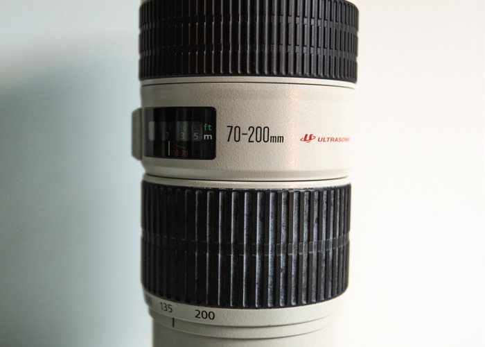 Canon EF 70-200mm f/4 L IS USM - 1