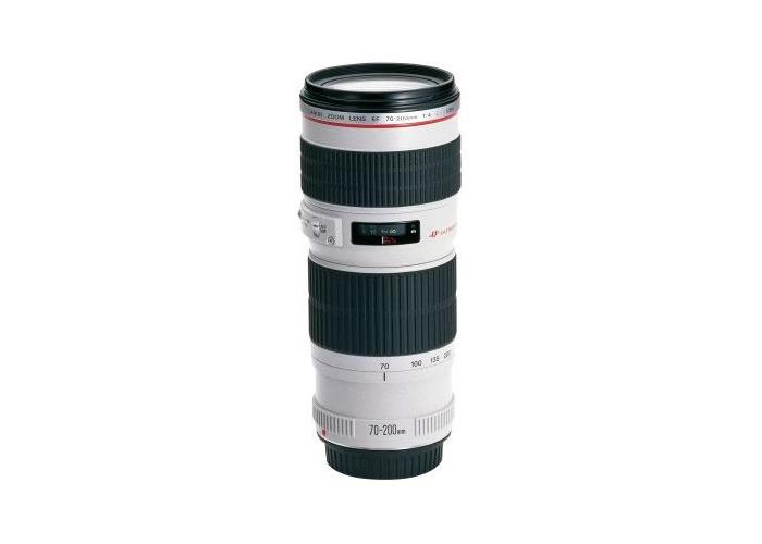 Canon EF 70-200mm f4 L USM Lens - 1