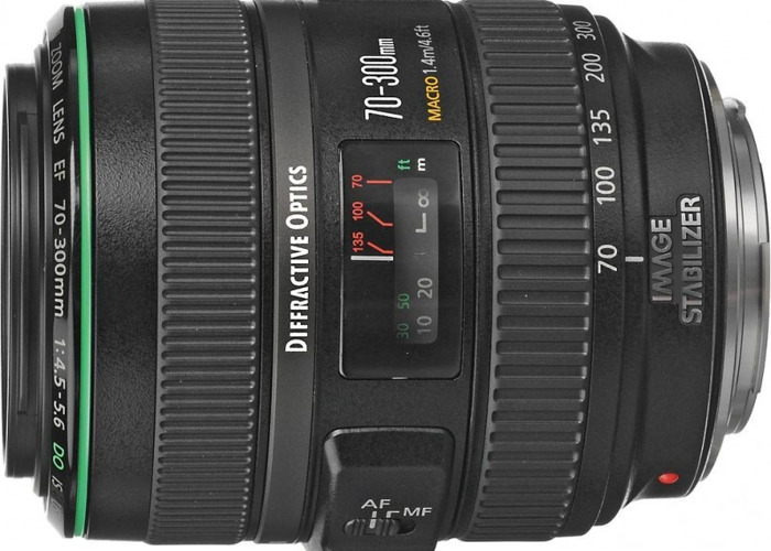 Canon EF 70-300 F/4.5-5.6 DO IS USM - 2