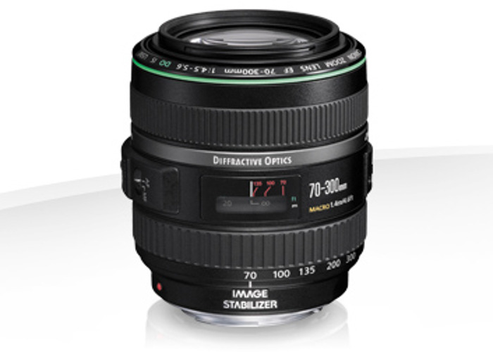 Canon EF 70-300 F/4.5-5.6 DO IS USM - 1