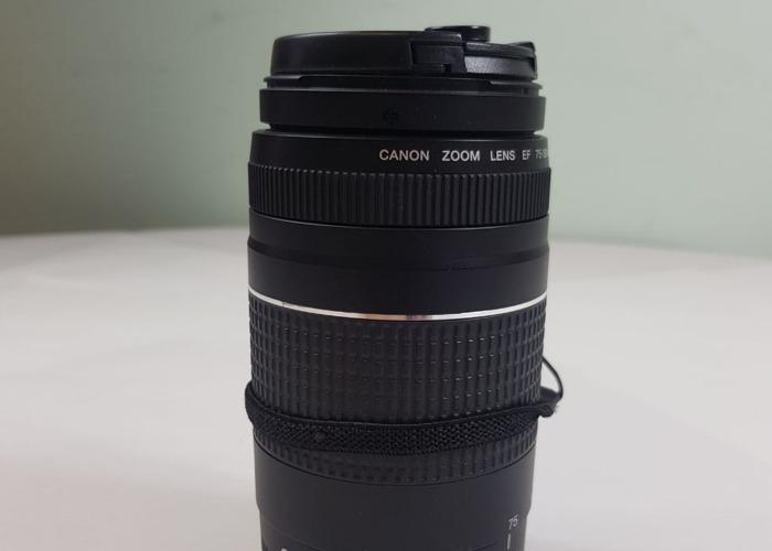Canon EF 75-300mm f/4.0-5.6 III Lens - 2