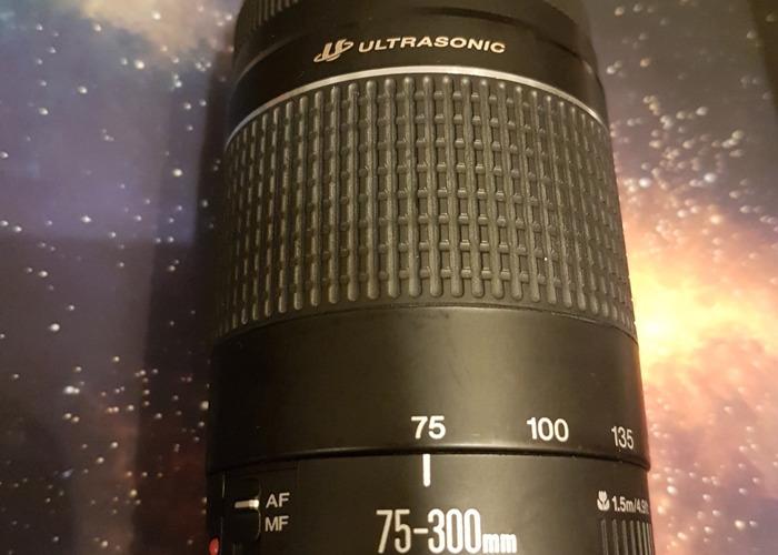 Canon EF 75-300mm f/4-5.6 III USM - 1