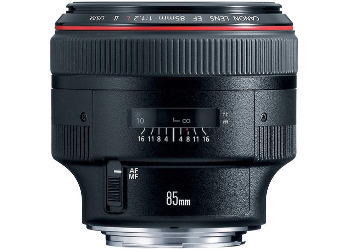 Canon EF 85mm f/1.2L II USM Lens - 2