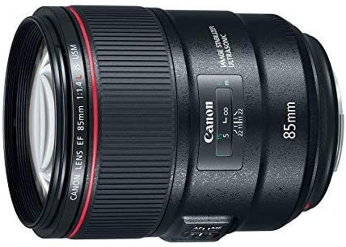 Canon EF 85mm f/1.4L IS USM Lens - 2
