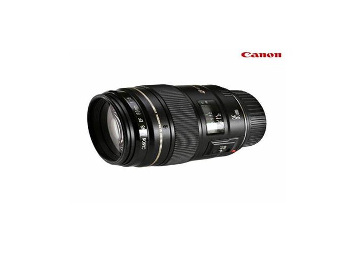 Canon EF 85mm f/1.8 - 1