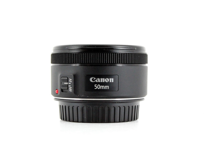 Canon EF LENS 50mm 1:1.8 STM - 1