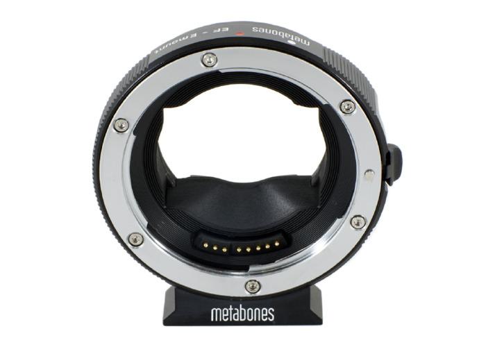Canon EF Lens to Sony NEX Smart Adapter (Mark IV) - 1