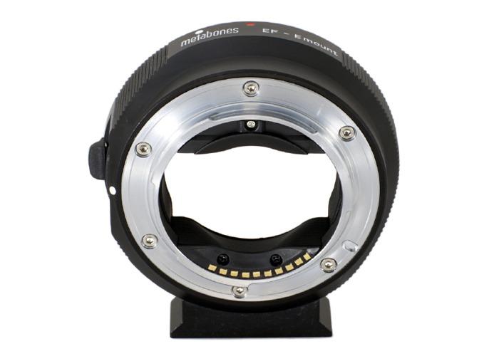 Canon EF Lens to Sony NEX Smart Adapter (Mark IV) - 2
