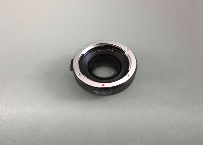 Canon EF to Sony E-Mount Speedbooster Adapter (Viltrox) - 1