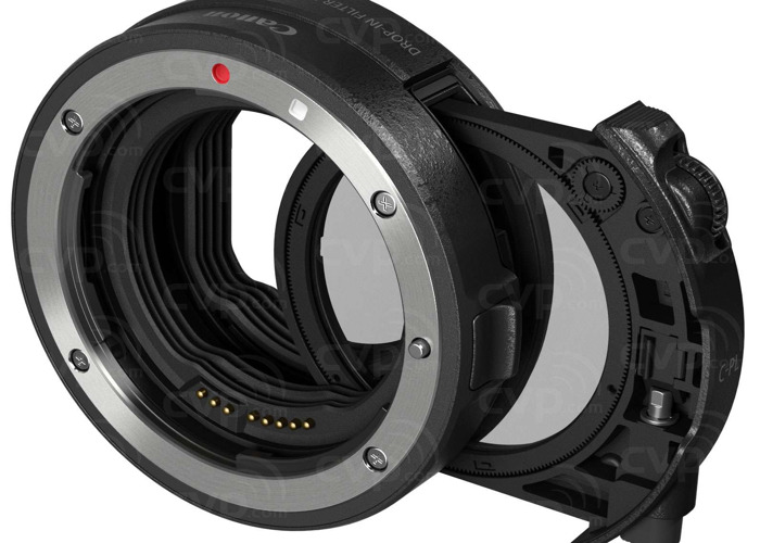 Canon EF-EOS R Mount Adapter With Variable ND Filter - 1