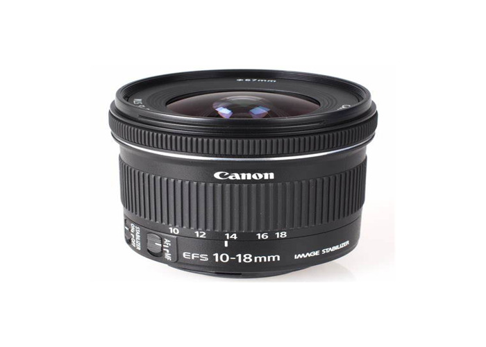 Canon EF-S 10-18mm - 1