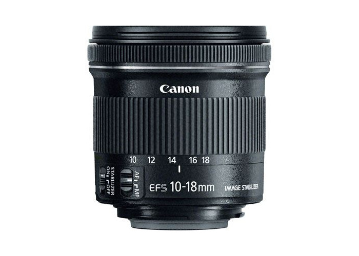 Canon EF-S 10-18mm f4.5-5.6 IS STM Lens - 2