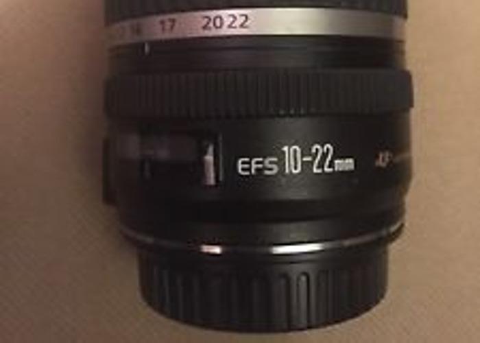 Canon EF-S 10-22 mm f/3.5-4.5 USM Lens - 2