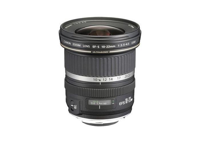 Canon EF-S 10-22mm f3.5-4.5 USM Lens - 1