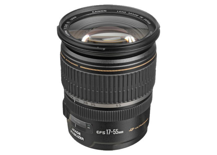 Canon EF-S 17-55mm F/2.8 IS - 1