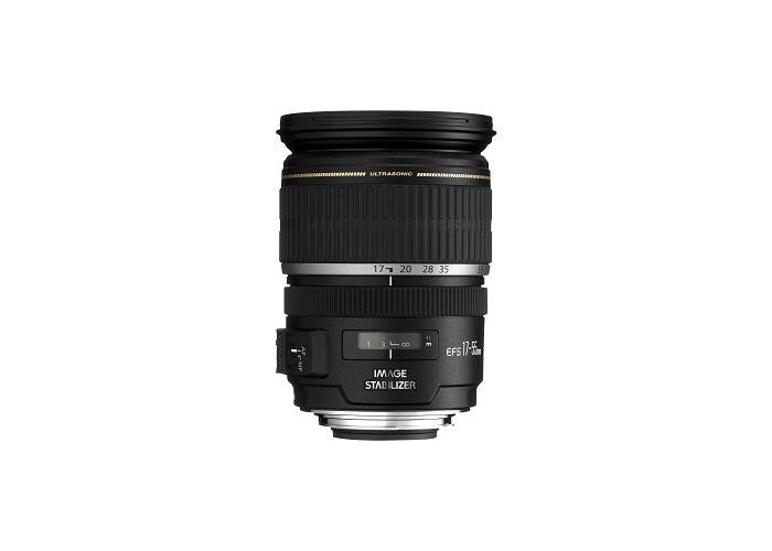 Canon EF-S 17-55mm f2.8 IS USM Lens - 1