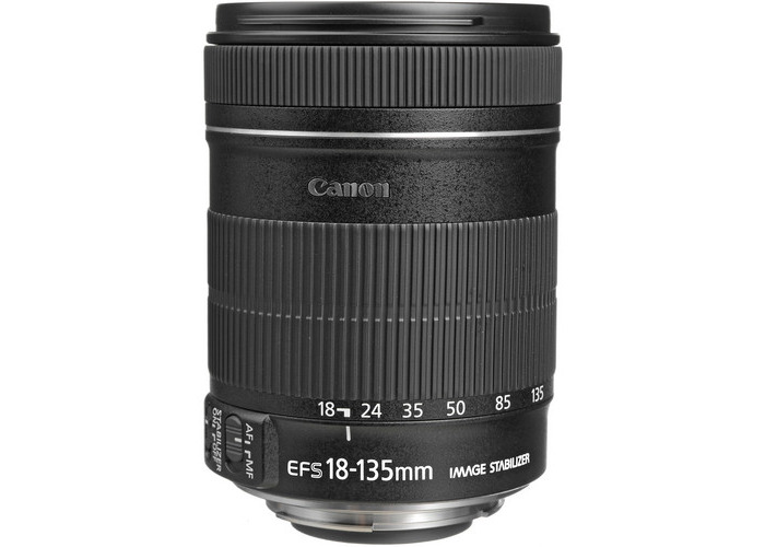 Canon EF-S 18-135mm f/3.5-5.6 IS Lens - 2