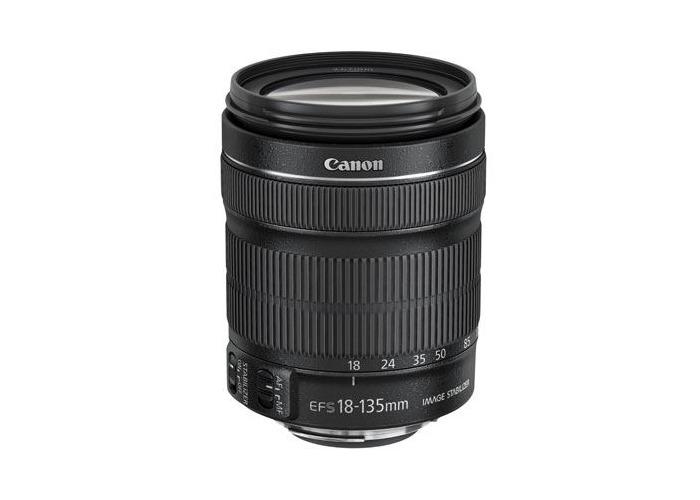 Canon EF-S 18-135mm f3.5-5.6 IS STM Lens - 2