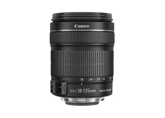 Canon EF-S 18-135mm f3.5-5.6 IS STM Lens - 1