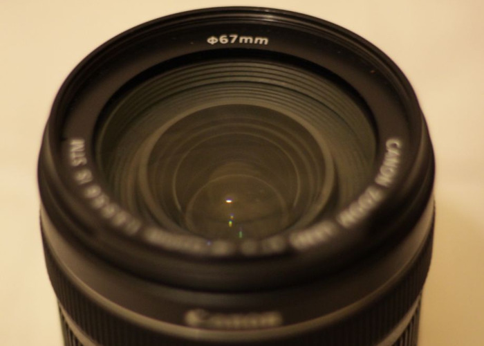 Canon EF-S 18-135mm f/3.5-5.6 IS USM - 2