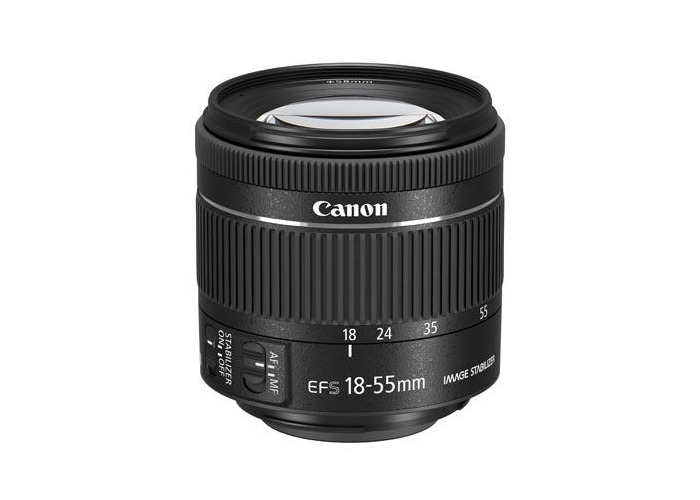 Canon EF-S 18-55mm f4-5.6 IS STM Lens - 1