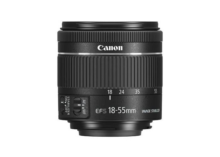 Canon EF-S 18-55mm f4-5.6 IS STM Lens - 2