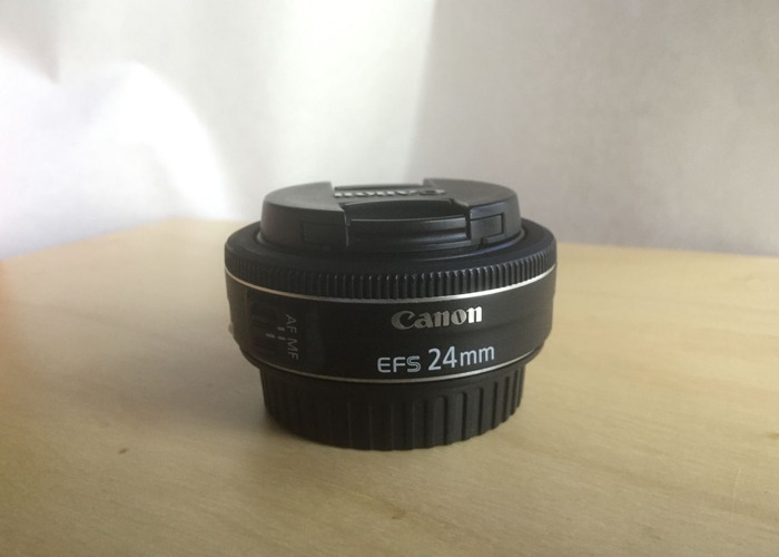 Canon EF-S 24mm f/2.8 STM Lens - 1