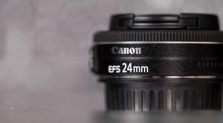 Canon EF-S 24mm f2.8 STM Lens - 2