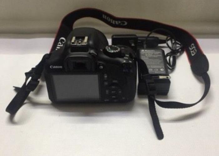 Canon EOC Rebel - 2