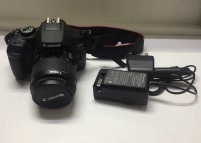 Canon EOC Rebel - 1