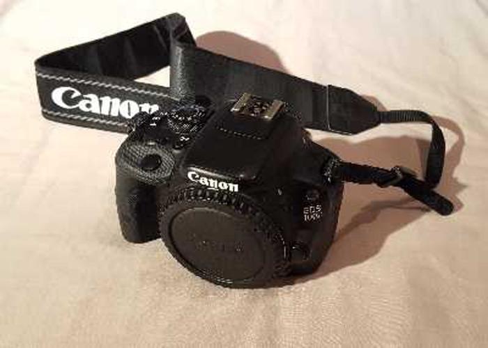 Canon Eos 100d plus 3 lenses - 2