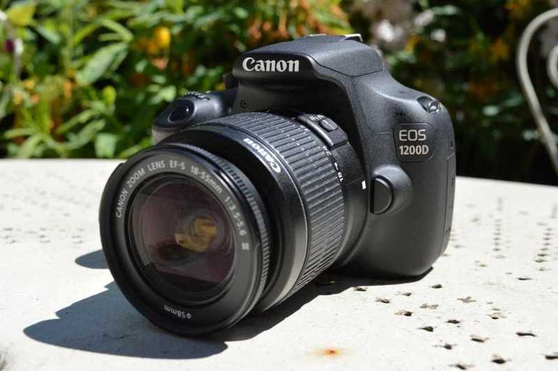 Rent Canon EOS 1200D with Lenses in Bath