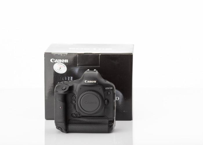 Canon EOS 1DX - 2