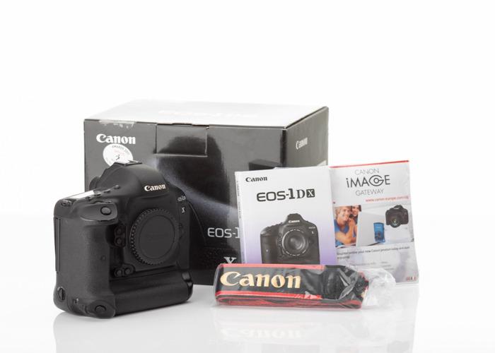 Canon EOS 1DX - 1