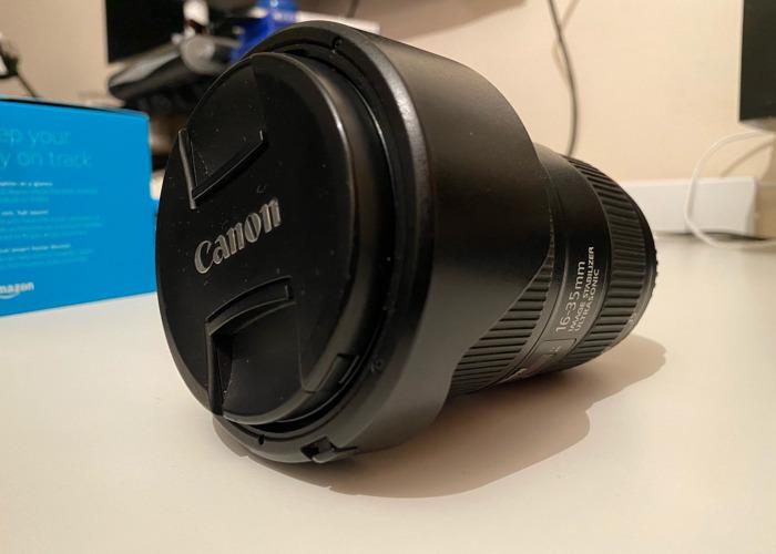 Canon EOS 1DX MK II + 16-35mm f4, 50mm f1.8stm, 85mm f1.8usm - 2