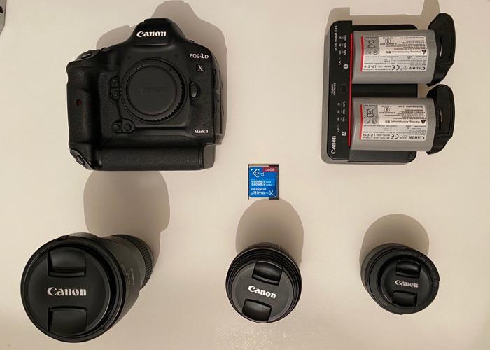 Canon EOS 1DX MK II + 16-35mm f4, 50mm f1.8stm, 85mm f1.8usm - 1